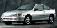 Used, 2002 Chevrolet Cavalier 2dr Cpe, Blue, GP4436-1