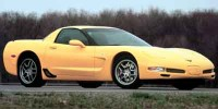 Used, 2001 Chevrolet Corvette Z06, Black, P16560-1