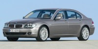 Used, 2007 BMW 7 Series 750Li, Black, P2117-1