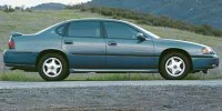 Used, 2001 Chevrolet Impala LS, Tan, 28602A-1