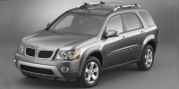 Used, 2006 Pontiac Torrent FWD 4dr, Black, H18512A-1