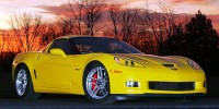 Used, 2006 Chevrolet Corvette Z06, Blue, GP3300A-1