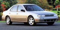 Used, 1997 Nissan Altima, Green, GR1531A-1
