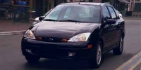 Used, 2001 Ford Focus SE, Blue, H55717B-1