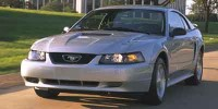 Used, 2001 Ford Mustang, Green, 26847A-1