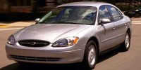 Used, 2001 Ford Taurus SE, Silver, 28188A-1