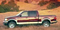 Used, 2003 Ford F-150 XLT, Red, H19994C-1