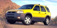 Used, 2001 Ford Escape XLT, Red, 29248A-1
