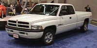 Used, 1998 Dodge Ram 1500, Black, 29416A-1