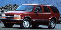 Used, 1999 Chevrolet Blazer Trailblazer, Blue, CD12881B-1