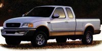 Used, 1999 Ford F-150, Black, 29411A-1
