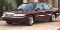 Used, 2001 Lincoln Continental 4dr Sdn, Tan, 26183A-1