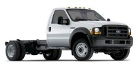 Used, 2006 Ford Super Duty F-550 DRW, White, P16813-1