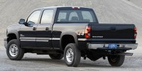 Used, 2007 Chevrolet Silverado 2500HD Classic LT1, Red, 17C1213A-1
