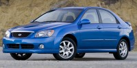 Used, 2006 Kia Spectra, Blue, H19915C-1