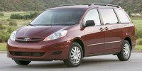 Used, 2006 Toyota Sienna, Blue, 32072A-1