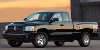 Used, 2006 Dodge Dakota SLT, Black, P15510A-1