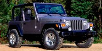 Used, 2006 Jeep Wrangler Rubicon, Silver, CN1645A-1