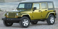 Used, 2007 Jeep Wrangler Unlimited X, Green, C20J208A-1