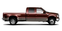 Used, 2007 Ford Super Duty F-350 DRW, Brown, 28874X-1