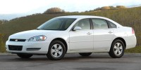 Used, 2007 Chevrolet Impala LS, Blue, BT3699A-1