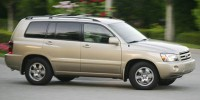 Used, 2007 Toyota Highlander Limited w/3rd Row, Gold, BT3949-1