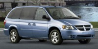 Used, 2007 Dodge Caravan SE, Blue, DP53536A-1
