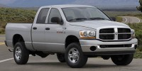 Used, 2007 Dodge Ram 2500 SLT, Blue, JL130A-1