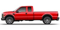 Used, 2008 Ford Super Duty F-250 SRW, Red, 32291-1