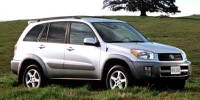 Used, 2001 Toyota RAV4, Silver, H56166A-1