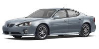Used, 2007 Pontiac Grand Prix 4dr Sdn, Blue, H56283A-1