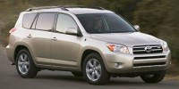 Used, 2007 Toyota RAV4 4WD 4-door 4-cyl Limited, Silver, U26202T-1