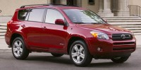 Used, 2007 Toyota RAV4 Sport, Red, 29951A-1