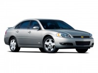 Used, 2008 Chevrolet Impala LT, Black, CN1486A-1