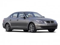 Used, 2008 BMW 5 Series 528i, Blue, W1233B-1