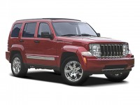 Used, 2008 Jeep Liberty Sport, Green, 18715-1