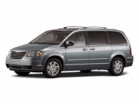 Used, 2008 Chrysler Town & Country Touring, Silver, DP54254A-1
