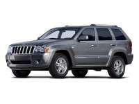 Used, 2008 Jeep Grand Cherokee Laredo, Silver, D13169C-1