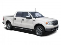 Used, 2008 Ford F-150 XLT, Red, H15636A-1