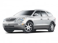 Used, 2009 Buick Enclave CXL, Brown, 20B69A-1