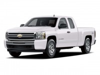 Used, 2009 Chevrolet Silverado 1500 LT, Black, 19C410C-1