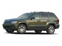 Used, 2009 Jeep Grand Cherokee Limited, Black, JK619A-1