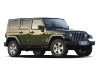 Used, 2009 Jeep Wrangler Unlimited Sahara, Blue, C18J334A-1