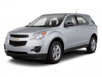 Used, 2010 Chevrolet Equinox LT w/1LT, Blue, 21C285A-1