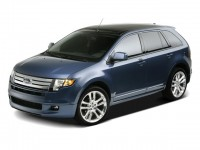 Used, 2010 Ford Edge SEL, Gray, D13333A-1