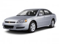 Used, 2010 Chevrolet Impala LT, White, 21C585A-1