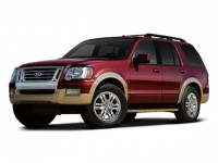 Used, 2010 Ford Explorer XLT, Black, 20K269A-1