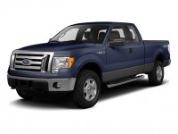 Used, 2010 Ford F-150 XLT w/HD Payload Pkg, Blue, P16321-1