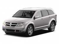 Used, 2010 Dodge Journey SXT, Red, 11602-1