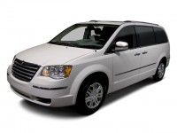 Used, 2010 Chrysler Town & Country Touring, Blue, GP4619B-1